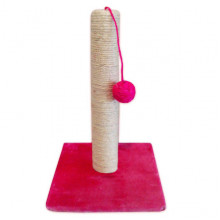 Когтеточка-столбик с шариком 8-29 30*40 см