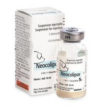 Вакцина Неоколипор 10 мл 5 доз для свиней - ВАКЦИНЫ ДЛЯ СВИНЕЙ