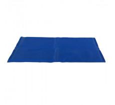 Коврик для домашних животных охлаждающий синий L 90*50