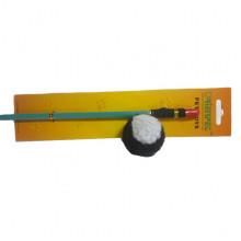 Игрушка для кошек Удочка с меховым шариком 47 см 144 3497-NTC