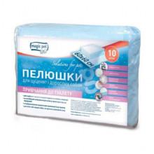 Пеленки для приручения к туалету собак 60х60  №10 - ПЕРЕВЯЗОЧНЫЕ,РАЗНОЕ