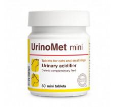 Долфос для кошек и собак УриноМет Мини 60 таблеток