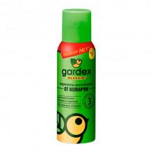 Спрей аэрозоль Гардекс Gardex классик от комаров 100 мл зеленый