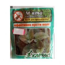 Таблетки от моли с запахом мяты 10 шт в упаковке - ДЕРАТИЗАЦИОННЫЕ