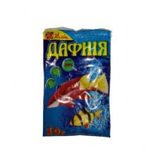 Корм для рыб Дафния 10 г Киев
