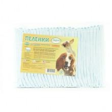 Пеленки ПЕСиК собачек для туалета 60 * 90 см № 10 с увеличенной впитываемостью 37181 XL