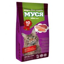 Корм для котов  МУСЯ микс O.L.KAR  10 кг