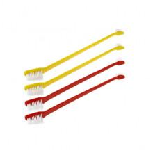 Зубная щетка для собак набор 4 шт 2558