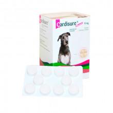 Кардишур 10 мг 10 таблеток 1 блистер Dechra