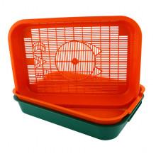Туалетс сеткой для кошек Collar - ТУАЛЕТ+, ГИГИЕНА