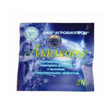Аквакорм 20 гр витаминизированный корм для пчел Агробиопром - ПРЕПАРАТЫ