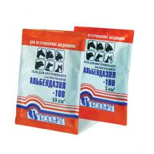Альбендазол 100 10 мл гель антигельминтный Продукт