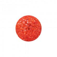 Игрушка для котов мяч глицериновый красный с бубенчиком 4 см FOX XWT001-3