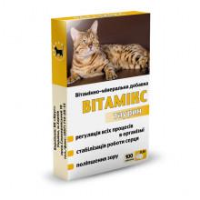 Витамикс 12  для кошек с таурином