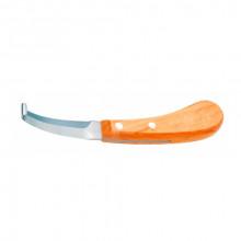 Нож копытный двухсторонний левый