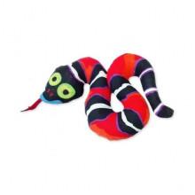 Игрушка мягкая Змей 9 15см для собак 10 36