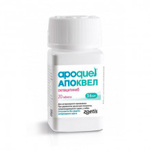 АПОКВЕЛЬ антигистаминный препарат таблетки 3,6 мг №20 Zoetis