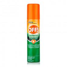 Спрей от комаров и насекомых ОФФ OFF экстрим
