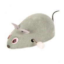 Игрушка для кошек Мышь заводная маленькая 7 см 08803OPT