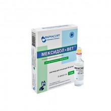 Мексидол-вет 5% 5 ампул 5 мл Фмасофт