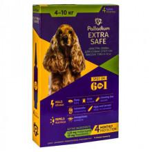 Палладиум капли от блох и гельминтов для собак от 4 до10 кг Extra Safe №4