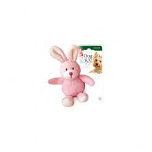 Плюшевая игрушка для собак Заяц с пищалкой GiGwi
