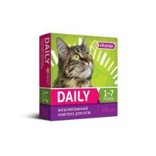 Втамины Витомакс Vitomax Деили Daily для котов 1-7 лет 50 г