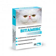 Витамикс 12 для кошек мультивит №100 Круг