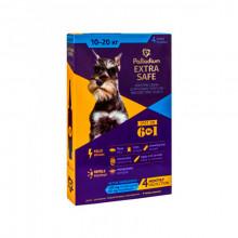 Палладиум капли от блох и гельминтов для собак от 10 до 20 кг Extra Safe №4