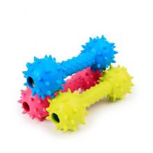 Гантеля резиновая с шипами 4-6 для собак - ИГРУШКИ
