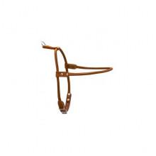 Шлея круглая Collar SOFT №1 Д 10 мм С 60см В 62-70 см коричневый - ОШЕЙНИКИ, АМУНИЦИЯ
