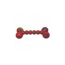 Кость из шариков 5,5  14см А-21-105