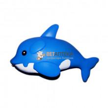 Игрушка для собак Дельфин 145х65х8 мм 144