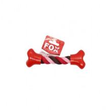 Игрушка для собак Грейфер канат цветной кость 6 100 XJ0051 - ИГРУШКИ