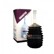 Йодоутер йодповидон 10% раствор 150 мл BioVeta