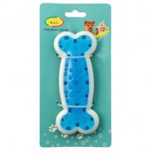 Игрушка для собак Косточка-массажер TPR блистер 14х6х3 см, 99450