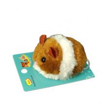 Игрушка для кошек Мышь вибрирующая 9 см на блистере арт 542