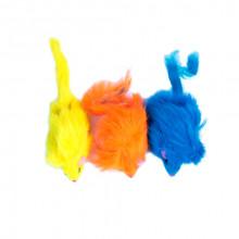 Игрушка для кошек Мышь М003С