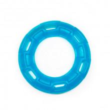 Игрушка для собак Кольцо с 6 сторонами синее с запахом ванили 12 см FOX TF-028
