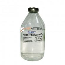 Глюкоза 40% 200 мл Базальт - РАСТВОРЫ ИНЪЕКЦИОННЫЕ