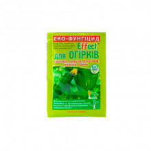 Effect эко-фунгицид для огурцов, патиссонов, арбузов, дыни, тыквы 5 г