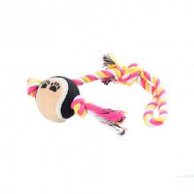Игрушка для собак Грейфер для бросков с теннисным мячом 21 см 50 XJ0143