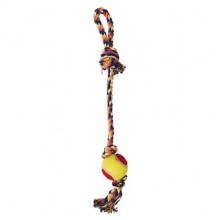 Игрушка для собак Грейфер для бросков с теннисным мячом 20 см 100 XJ0144