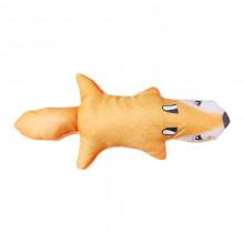 Игрушка для собак Лиса из оксфорда 26*10 см FOX СН-151
