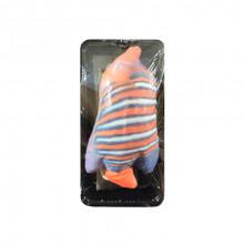 Игрушка для собак Рыба полосатая  из оксфорда 20*10 см FOX СН-159