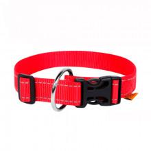 Ошейник Dog Extreme нейлон с ручкой красный 40 мм х 55-75см COLLAR 67053