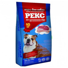 Корм для собак РЕКС для малоактивных собак  O.L.KAR  10 кг/18318 - ДЛЯ КОШЕК , СОБАК