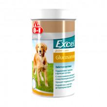 8 в 1 Exel Glucosamine витамины для собак с глюкозамином 110 шт 660890