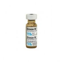 Вакцина Биокан М 1 доза  BioVeta Чехия