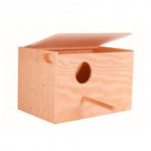Домик для попугаев гнездо 30*20*20см TRIXIE 5631